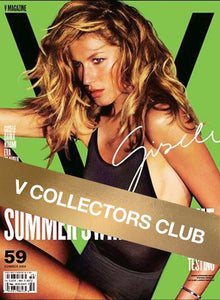 V COLLECTOR'S CLUB PRESENTS : GISELE - V59