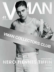 VMAN COLLECTOR'S CLUB PRESENTS: HERO - VMAN41
