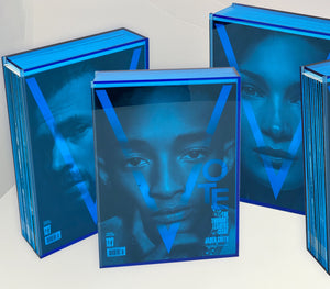 "V127 ""THE THOUGHT LEADERS ISSUE"" LIMITED-EDITION COLLECTORS BOX SET"