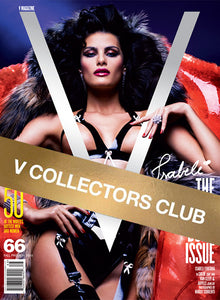 V COLLECTOR'S CLUB PRESENTS: ISABELI FONTANA - V66
