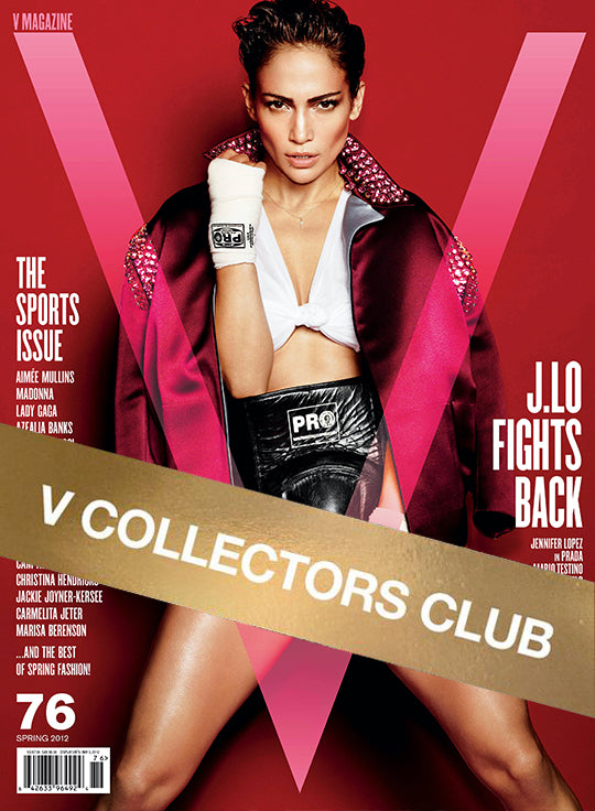 V COLLECTOR'S PRSENTS: J.LO - V76