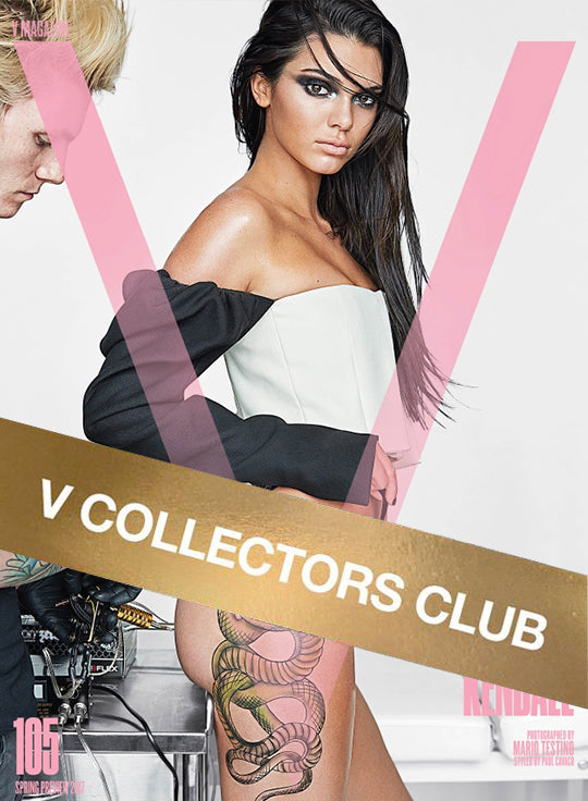 V COLLECTORS CLUB PRESENTS: V105