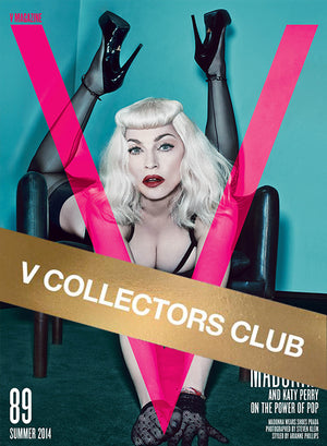 V COLLECTOR'S CLUB PRESENTS: MADONNA - V89