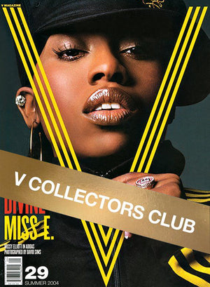 V COLLECTOR'S CLUB PRESENTS: THE DIVINE MISS E. - V29