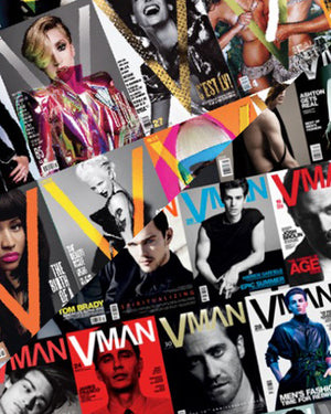 V + VMAN (ONE YEAR DUAL SUBSCRIPTION)