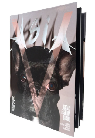 V99 GAGA'S FASHION GUARD: DELUXE HARDCOVER EDITION