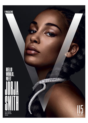 V115: HELLO WORLD, MEET JORJA SMITH