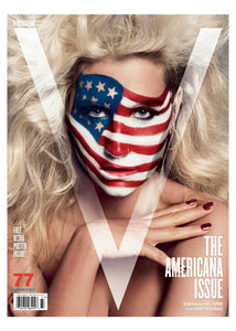 V77 THE AMERICANA ISSUE