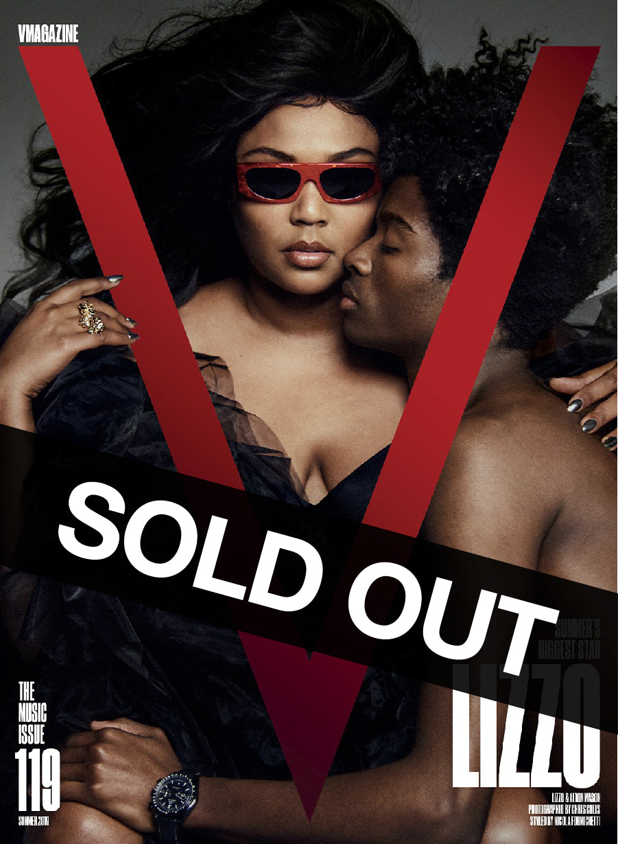 V119: LIZZO COVERS OUR MUSIC ISSUE!