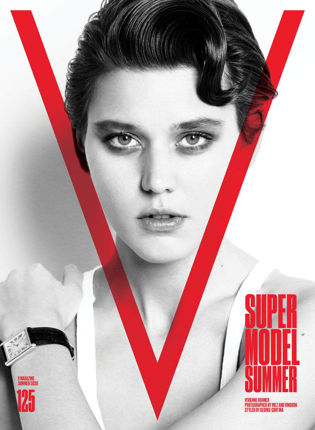 "V125 ""SUPER MODEL SUMMER"": VIVIENNE"