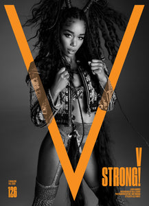 "V126 "" V STRONG"" LAURA HARRIER"