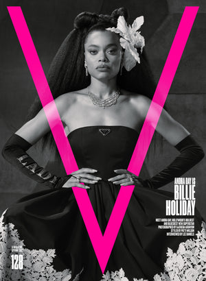 "V128 ""Billie Holiday"": Andra Day"