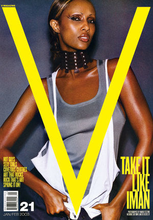 V21: TAKE IT LIKE IMAN