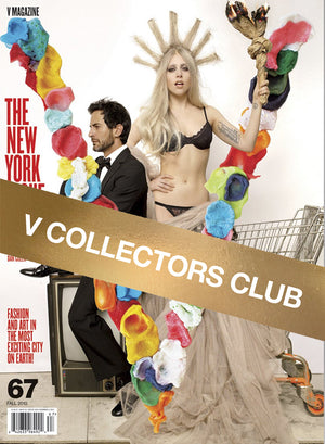 V COLLECTORS CLUB PRESENTS: THE NEW YORK ISSUE STARRING GAGA & MARC JACOBS - V67