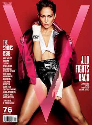 V76 THE SPORTS ISSUE