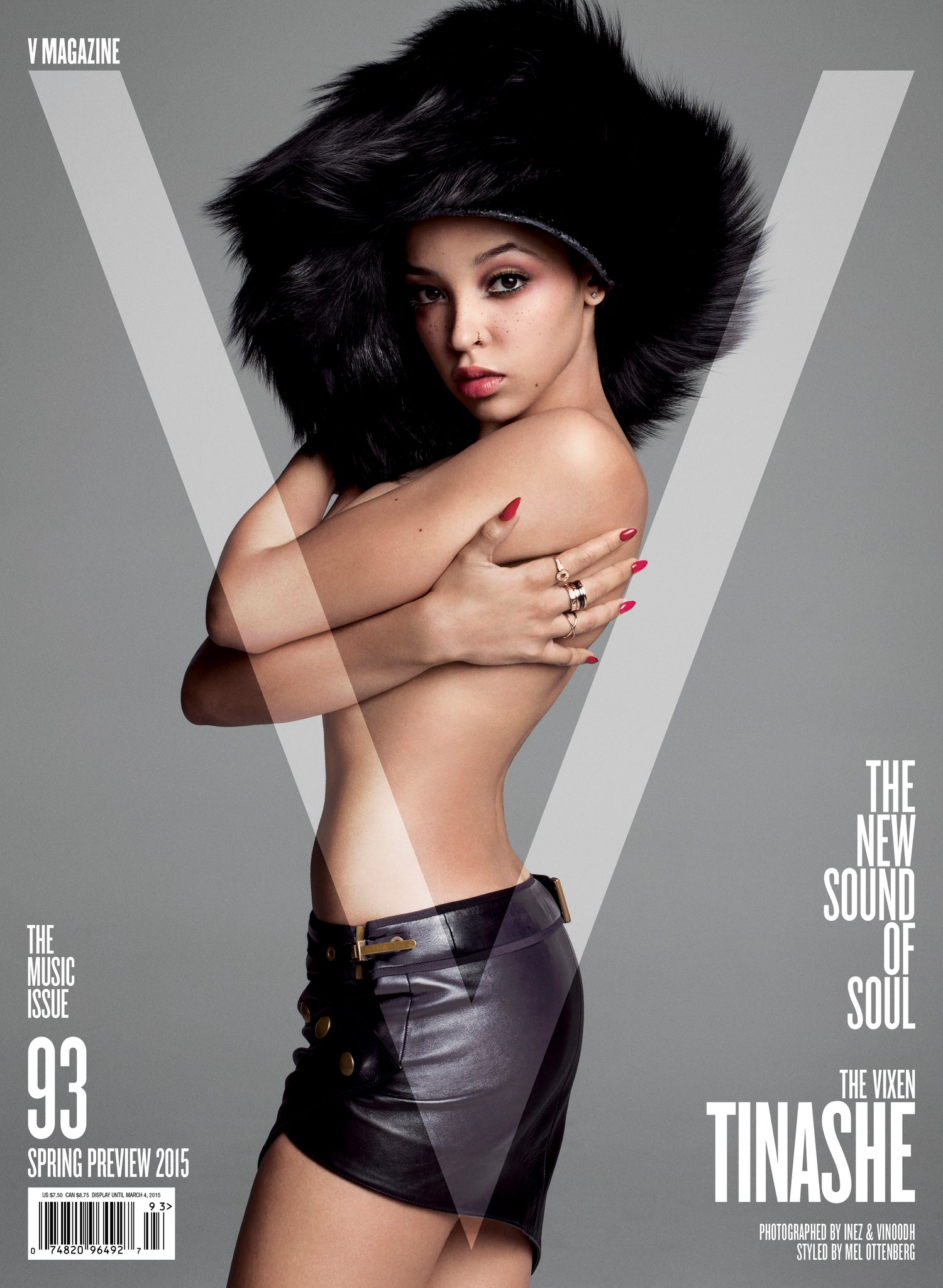 V93 THE MUSIC ISSUE