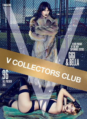V COLLECTORS CLUB PRESENTS: GIGI & BELLA - V96