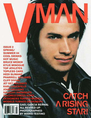 VMAN2 CATCH A RISING STAR ISSUE
