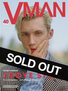VMAN 40: THE NEW VANGUARD TROYE SIVAN