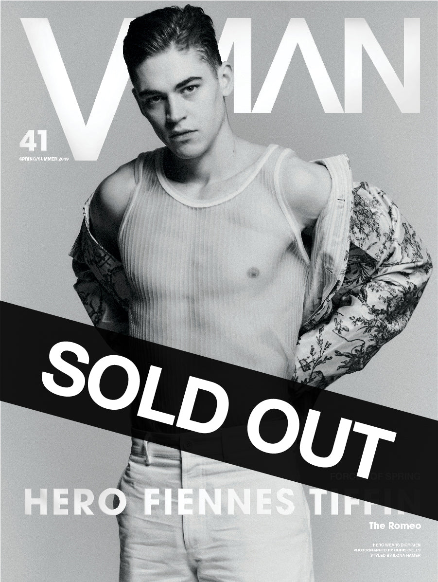 VMAN 41: FORCES OF SPRING HERO FIENNES TIFFIN