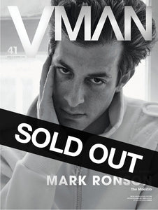 VMAN 41: FORCES OF SPRING MARK RONSON