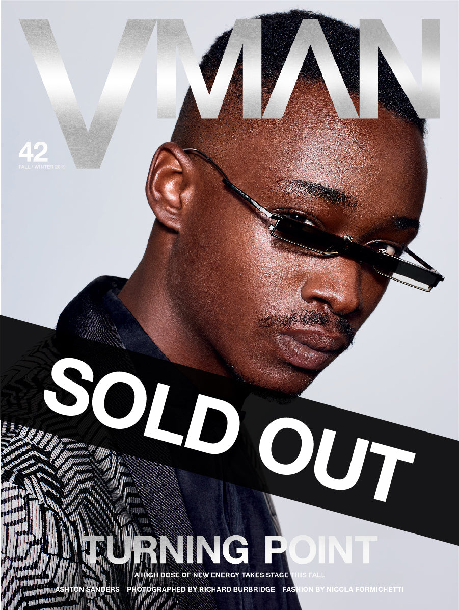 VMAN 42: TURNING POINT ASHTON SANDERS