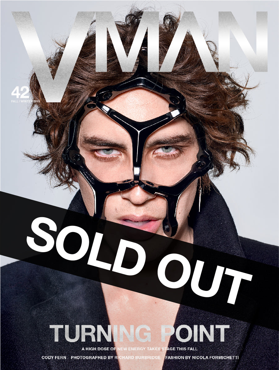 VMAN 42: TURNING POINT CODY FERN