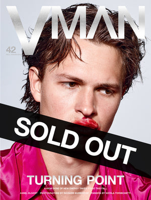 VMAN 42: TURNING POINT ANSEL ELGORT