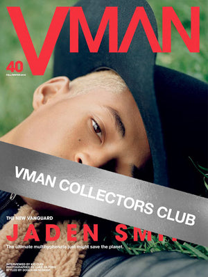 VMAN COLLECTOR'S PRESENTS: JADEN SMITH