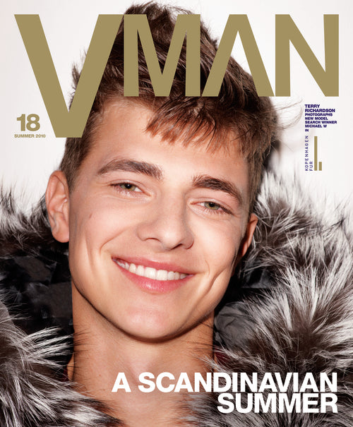 VMAN18 THE SCANDINAVIAN ISSUE
