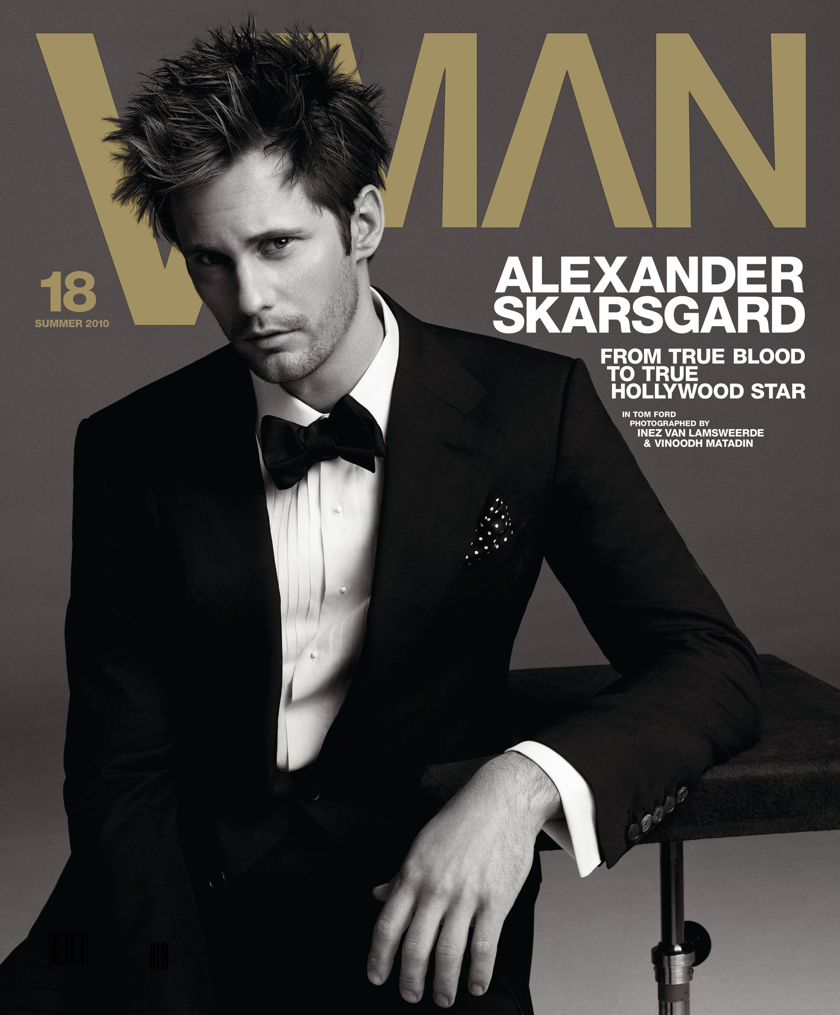 VMAN 18 THE SCANDINAVIAN ISSUE