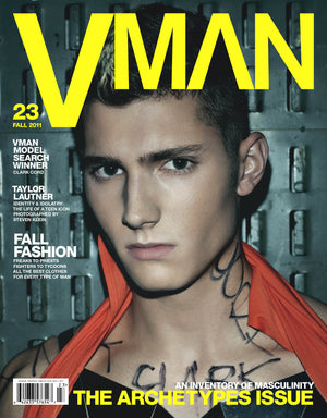 VMAN 23 THE ARCHETYPES ISSUE