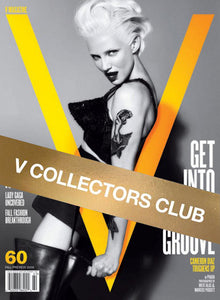 V COLLECTOR'S CLUB PRESENTS: CAMERON DIAZ - V60