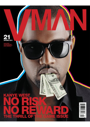 VMAN 21 THE THRILL OF THE GAME ISSUE