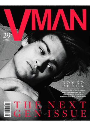 VMAN 29 THE NEXT GEN ISSUE
