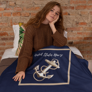 US Navy Blanket ⭐⭐⭐⭐