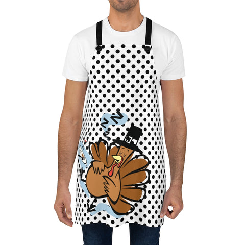 I'm Stuffed Thanksgiving Apron