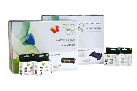 Toner and ink cartridges