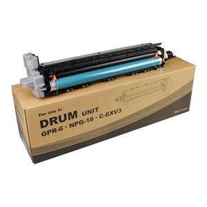 Canon GPR-6 Drum Unit NPG-18 Drum Un 50K Pages