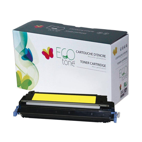 Canon no. 111 - Ecotone Cartridge Yellow - 6K