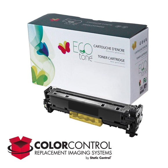HP CE322A CM1415/CP1525 Reman Yellow EcoTone 1.3K
