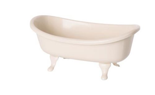 miniature bathtub