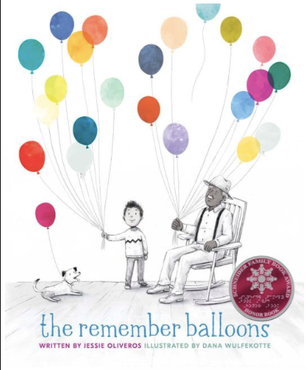 the remember balloons (hardcover)
