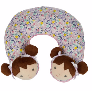 pigtail polly neck pillow