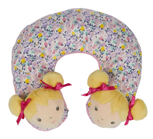 pigtail penny neck pillow