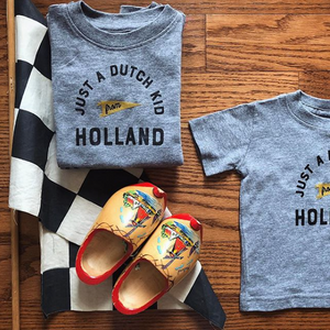 just a dutch kid tee