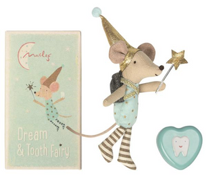 tooth fairy mouse box