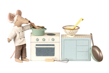 cooking set for mice