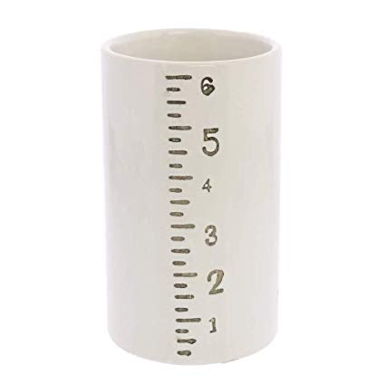 "medium 6"" ruler jar"