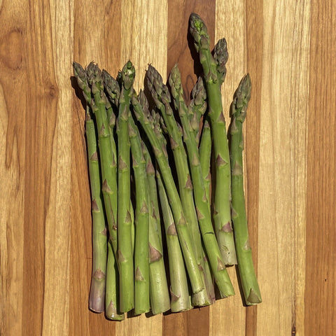 Asparagus Good Fortune Farm 1 bunch